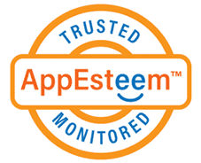 Certified by AppEsteem